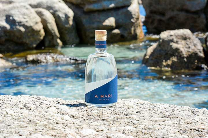 56shares 53Share 1Tweet 0Google+ 2Pin 0Print 0EmailFounders of A Mari Ocean Gin, Jess Henrich and Niel du Toit have returned to Cape Town after globetrotting for 14 years. Both enthusiasts of new ventures, these two entrepreneurs  met up over a languid dinner and started discussing the gin trend and its potential in South Africa. Fast forward to the early hours and the initial concept for A Mari Ocean Gin was born – the only gin in the world distilled with Atlantic Ocean seawater. From…