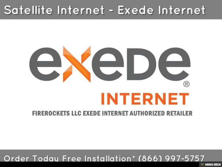 http://www.broadbandsp.com Satellite Internet Reviews Exede offers the most reliable and fastest satellite internet service. Find out why it's the best satellite internet service provide…