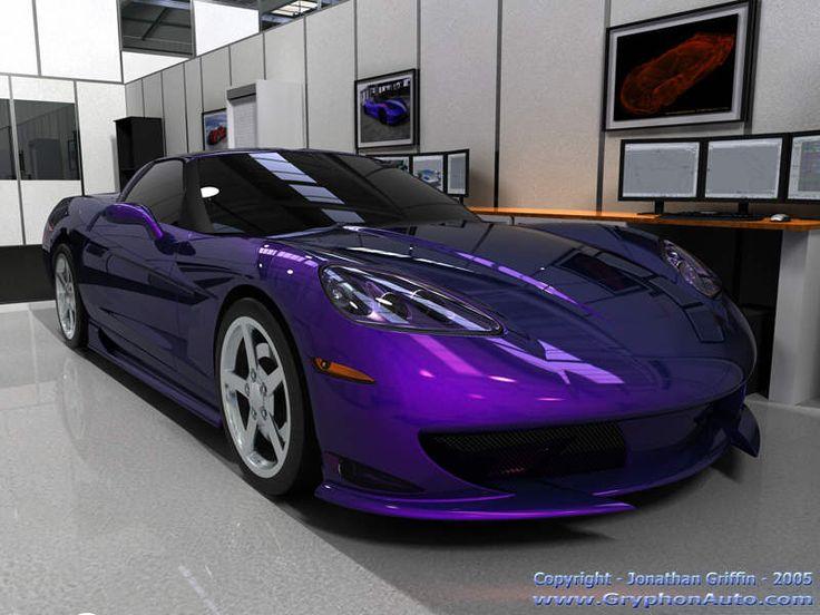 Corvettes Google Search Purple Stuff Sweet Cars