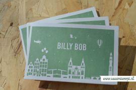 #suusontwerpt letterpresskaartje-letterpress - birthannouncement -geboortekaartje