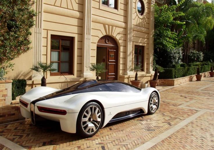 Maserati Birdcag...