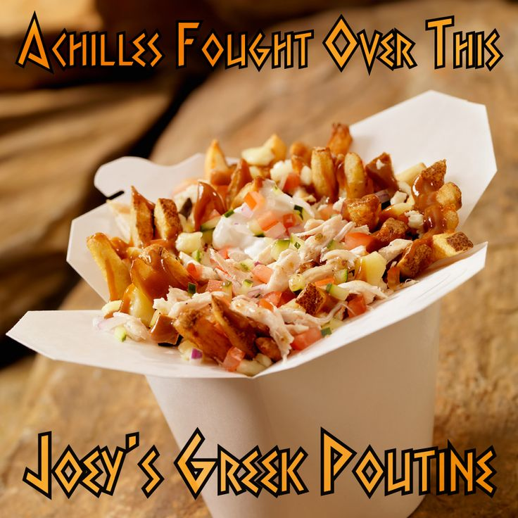 Our Greek Poutine finished runner-up at #yycpoutinecrawl2015
