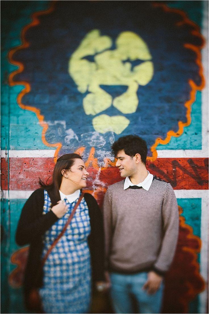 Leila and Colin – A Camden Shoot » Pat Kelman Photography