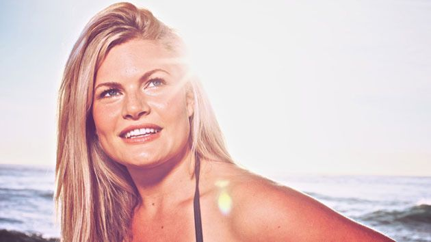 Bonnie Sveen - My favourite actress who plays Ricky Sharpe on Home and Away
