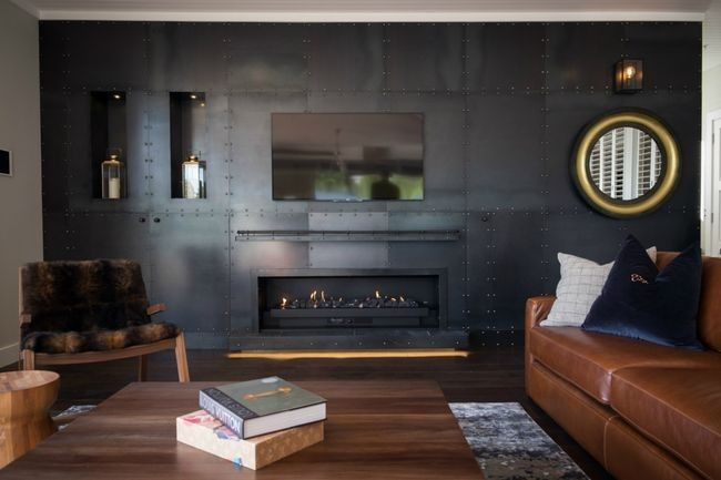 Inside New Zealand's new $10,000 per night penthouse: In keeping with the interiors of the main hotel, furnishings are luxurious yet comfortable with a nod to the seaside and mountain locale.