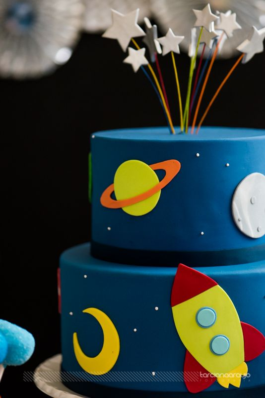 Bella Fiore_Festa Infantil_ Festa Astronauta