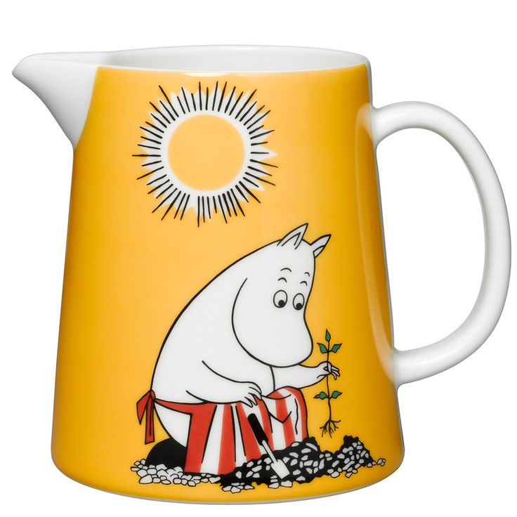 Moomin pitcher Moominmamma´s day 1,1 l
