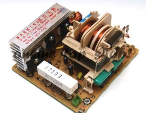 Panasonic microwave oven high voltage power module