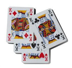 Games to play with cards.