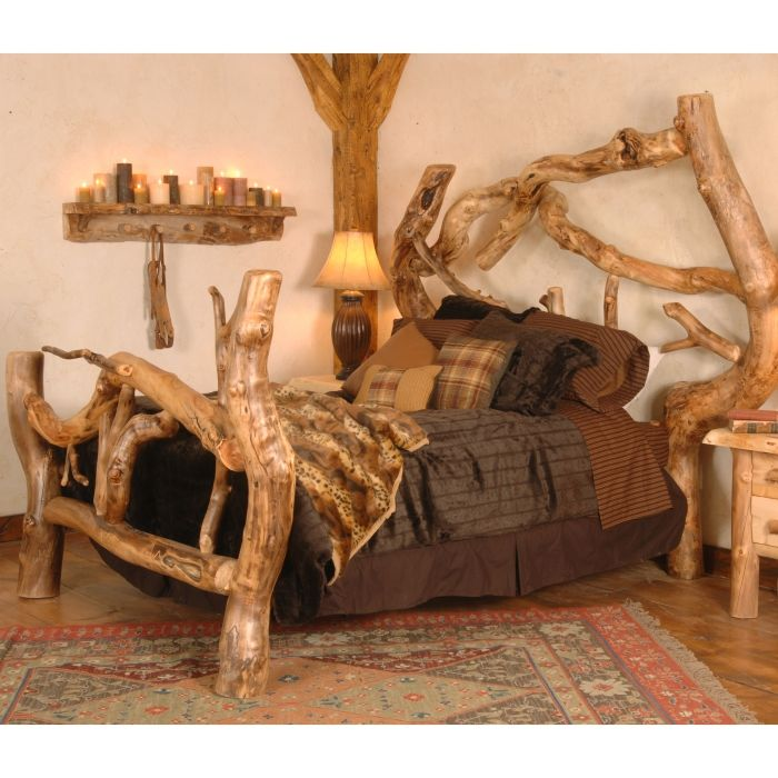 Log Furniture | Log Furniture Crazy Bed Td Listed In: