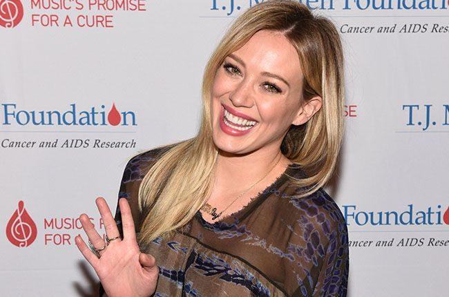 For fans of a certain age (early twenties?), the Hilary Duff/Aaron Carter love saga has been fascinating to watch.