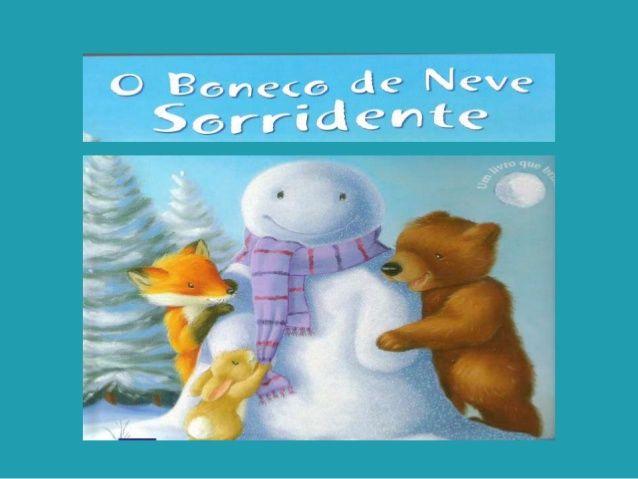 O boneco de neve de …   – historias a contar