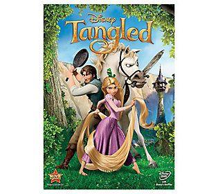 Disney Tangled - DVD