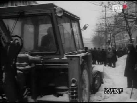 Polska Kronika Filmowa - 1979 01B zima stulecia - YouTube