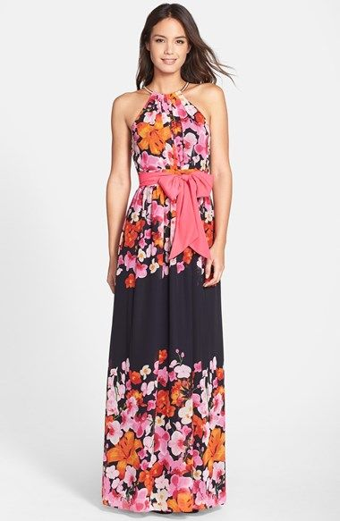 1000 images about maxi dresses on pinterest spring for Print maxi dress for wedding