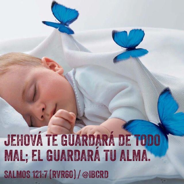 #Salmos 121:7 #RVR60 @ibcrd