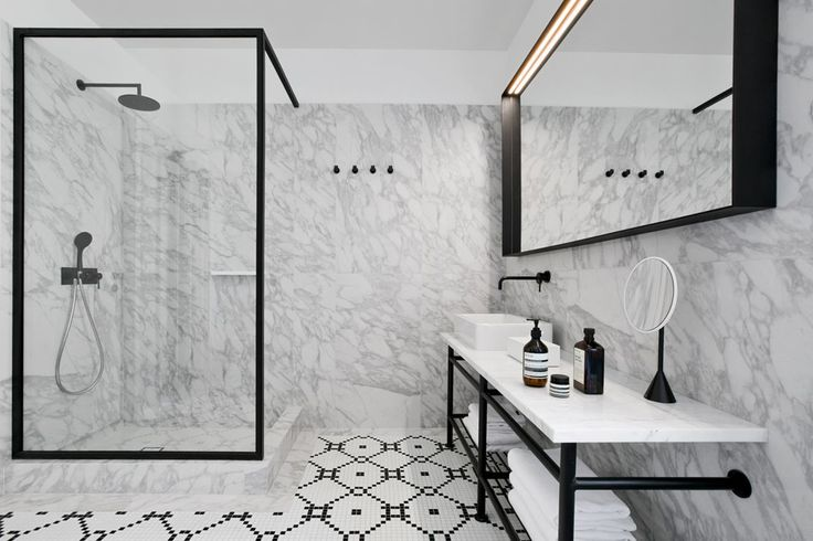 Hotel Adriatic - Picture gallery #architecture #interiordesign #bathroom
