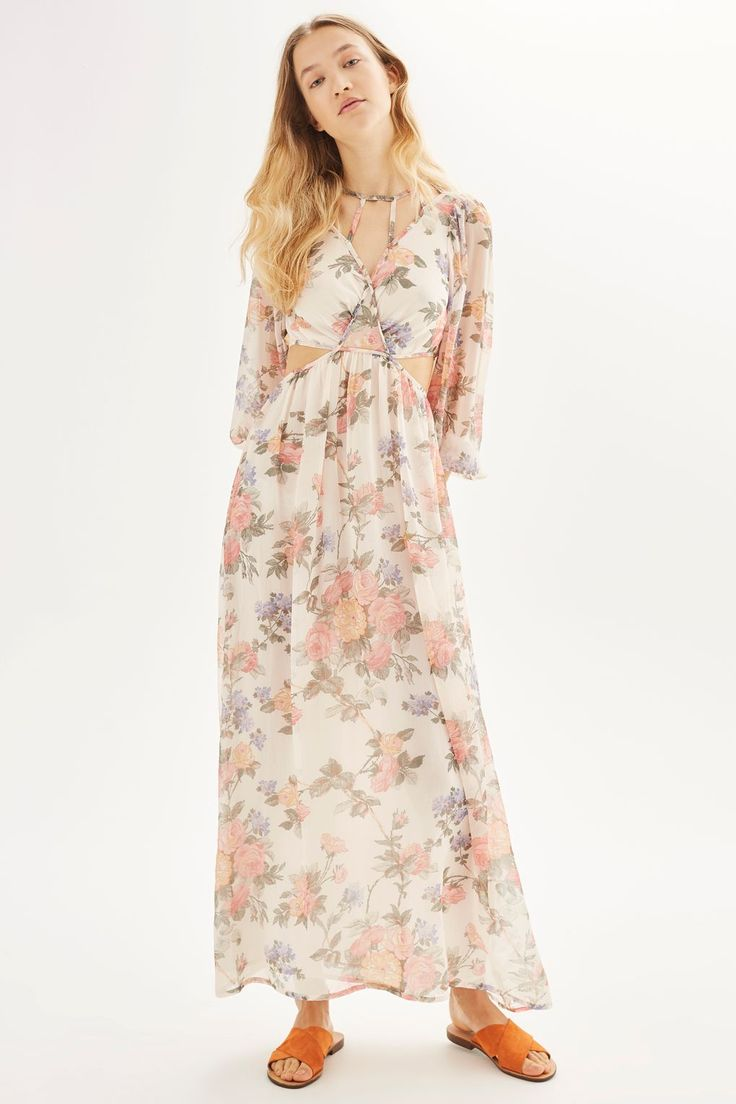 20+ Best Ideas About Floral Maxi Dress On Pinterest