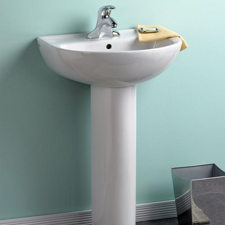 19 Best Bathroom Pedestal Sinks Images On Pinterest