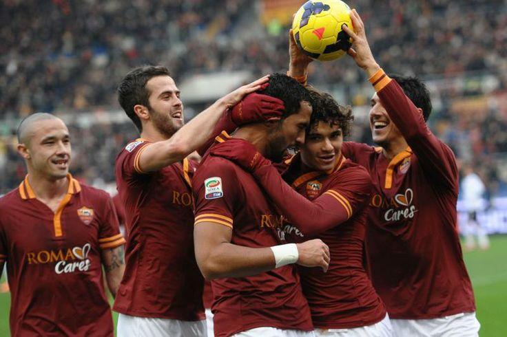 2013/14 Roma-Genoa