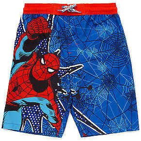 Marks & Spencer Spider-Man Swim Shorts Age 11-12/13-14 RRP £16-£18