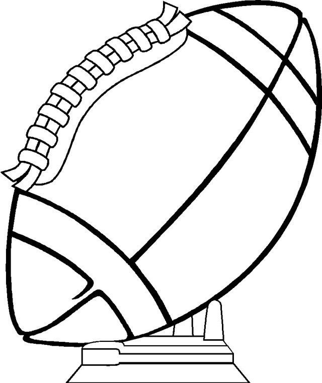 27 Pretty Picture Of Football Coloring Pages Printable Albanysinsanity Com Football Coloring Pages Baseball Coloring Pages Coloring Pages Inspirational