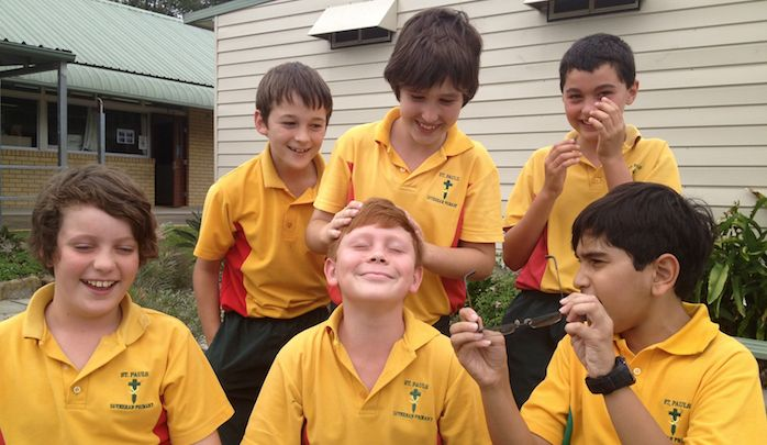 Winning in the offseason is even better - our story for client St Paul's Lutheran Primary