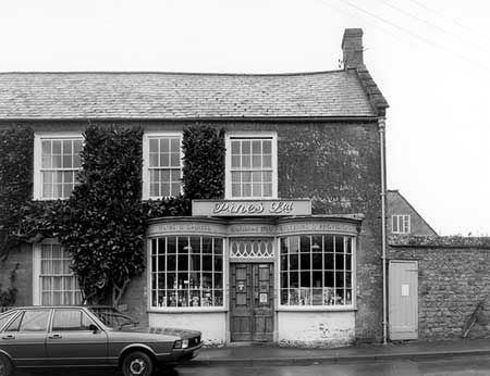 Pines Shop, Beaminster, Dorset