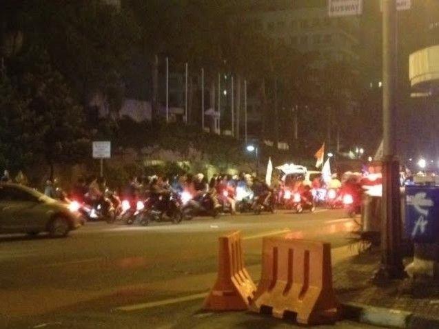 Polresta Depok, Bubarkan Paksa 'Sahur On The Road' di Wilayahnya