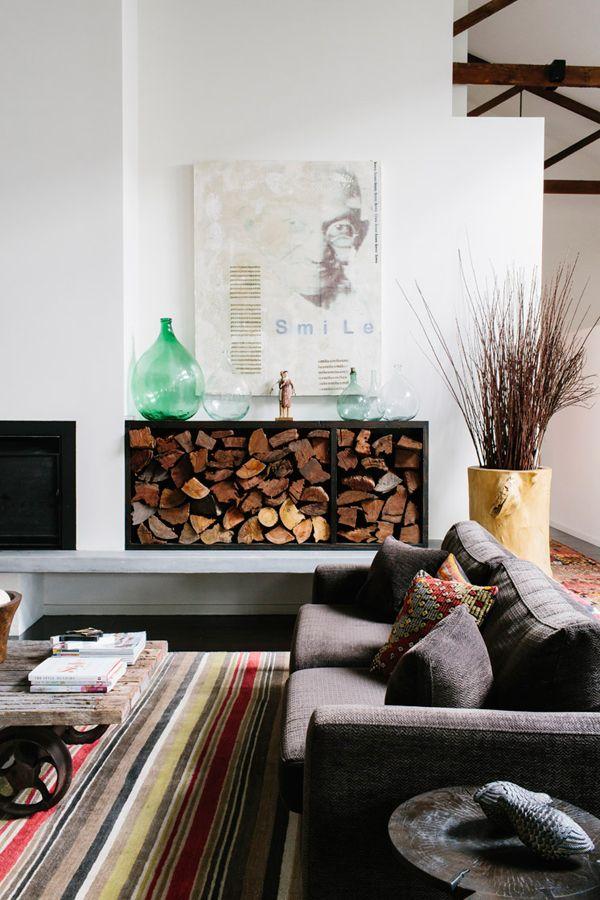 Firewood On Display
