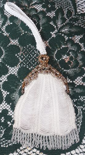 22 best images about Beaded knitted purses on Pinterest Purse patterns, Fre...