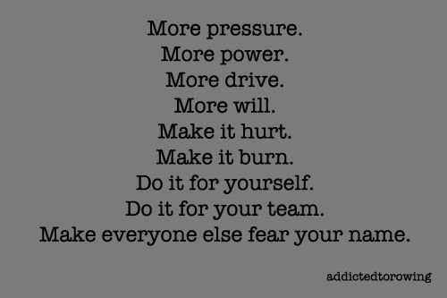 Make EVERYONE else fear your name.