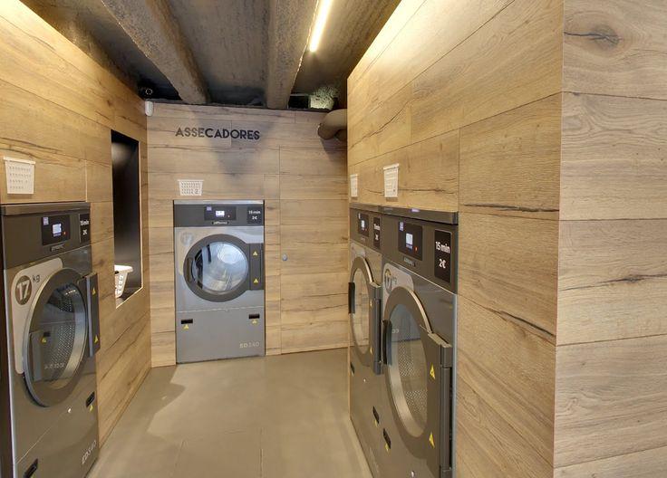 Self Service Laundry Self Service And Barcelona On Pinterest