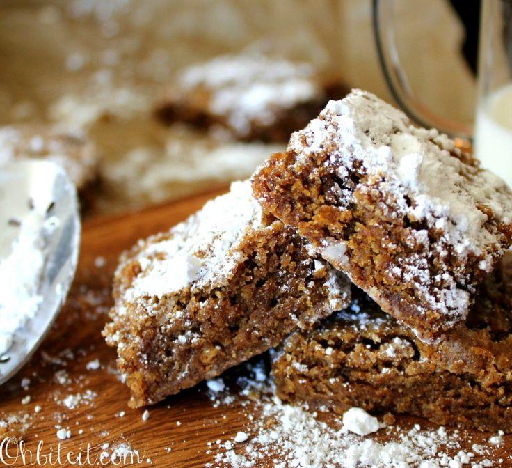 Gingerbread Brownies Ingredients Betty Crocker