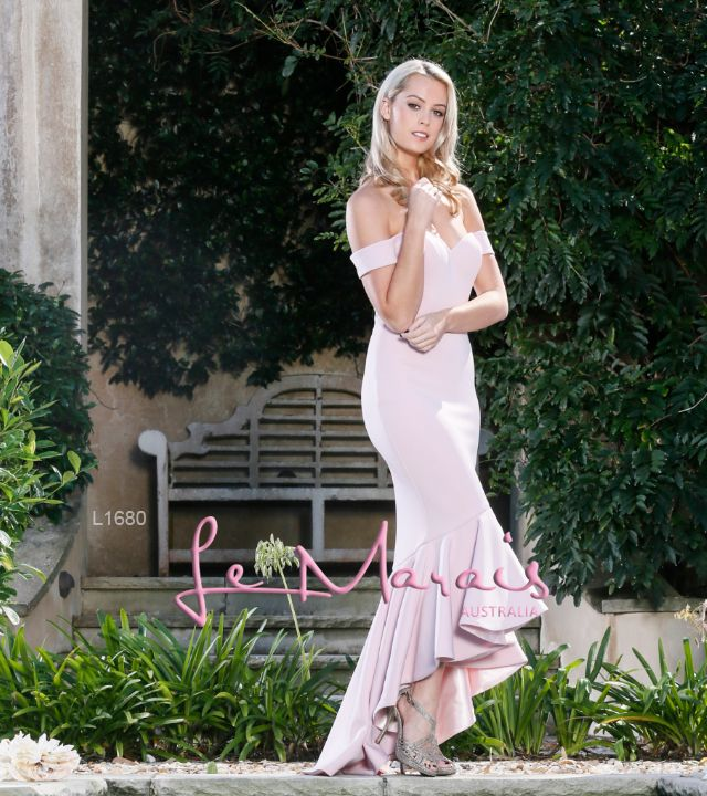 Beautiful pink formal gown. #formaldresses #formalgowns #promdress #promdresses