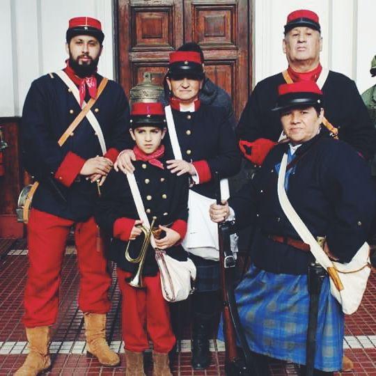 Dia del Patrimonio, 28 de Mayo de 2017. Museo Naval, Valparaiso.