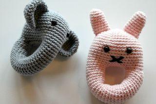 En elefant og en lyserød kanin | Frøkenen & Baronen | Bloglovin'