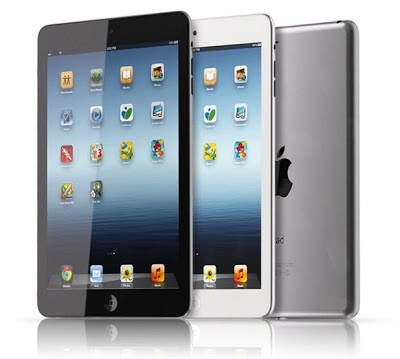 Apple To Launch iPad Mini Tomorrow - iPad mini to feature a 7 inch screen to compete with Google's Nexus 7 and Amazon's Kindle Fire
