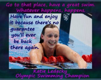 the best swimmer quotes | Olympic Swimmer Quotes. QuotesGram