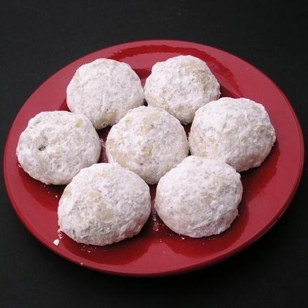 Pecan Er Mexican Wedding Cakes Recipe Suite101