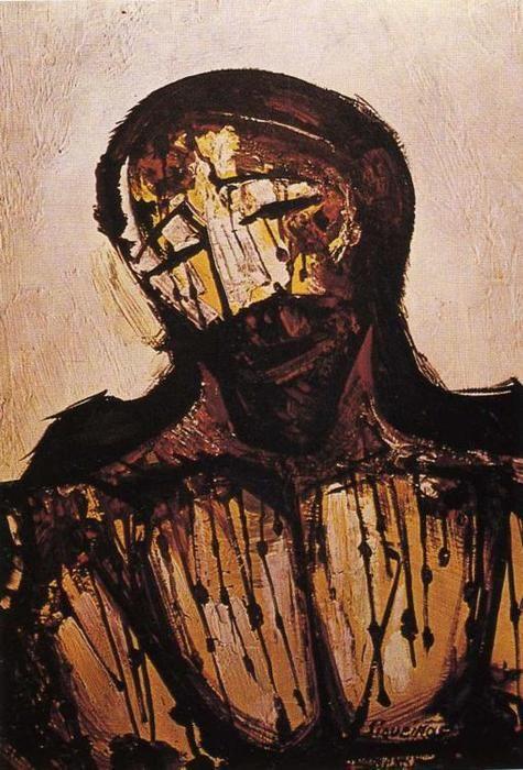 David Alfaro Siqueiros, Cristo 1965