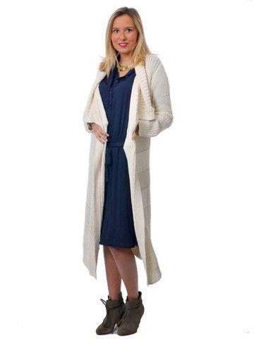 Samvara Clio Long Knitted Cardigan | SOELLIS.com