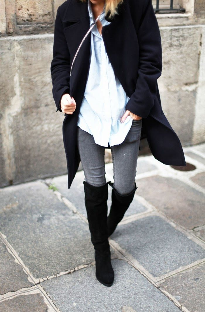 Jean gris - #cuissardes                                                                                                                                                                                 Plus