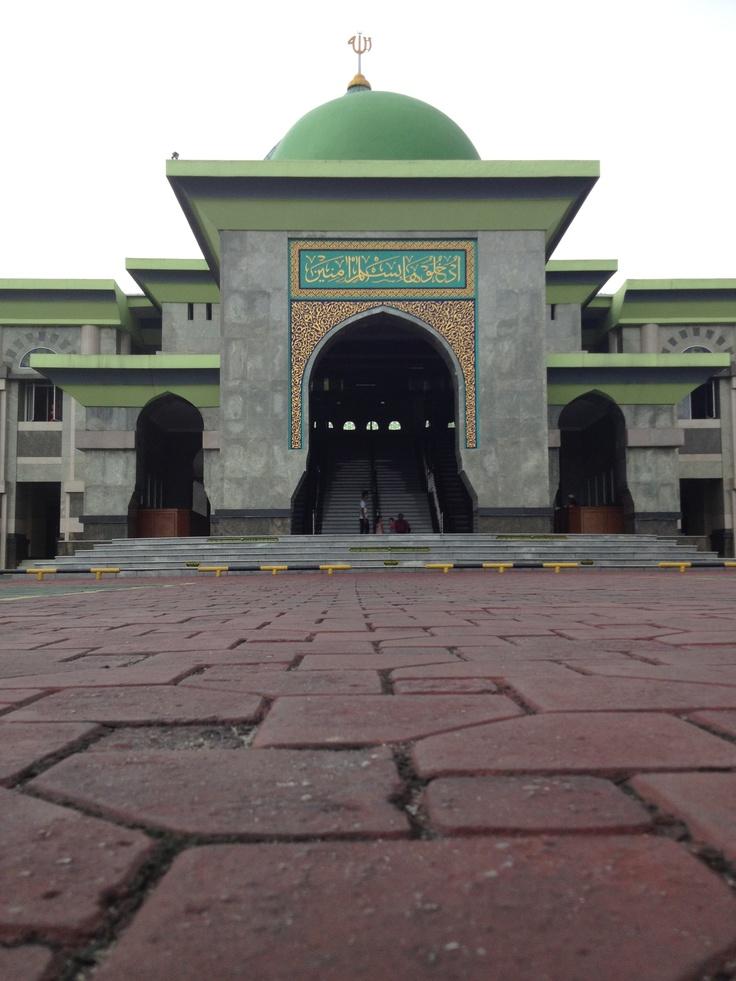 Mesjid Agung An-Nur, Pekanbaru, Riau, Indonesia