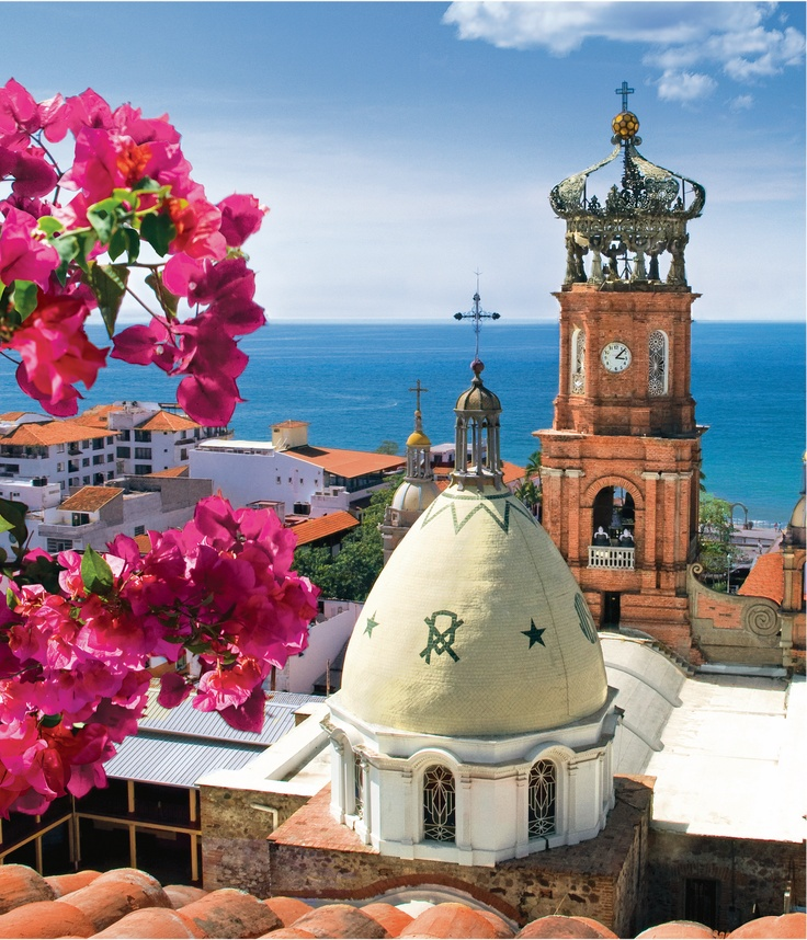 Puerto Vallarta beautiful no? YES!
