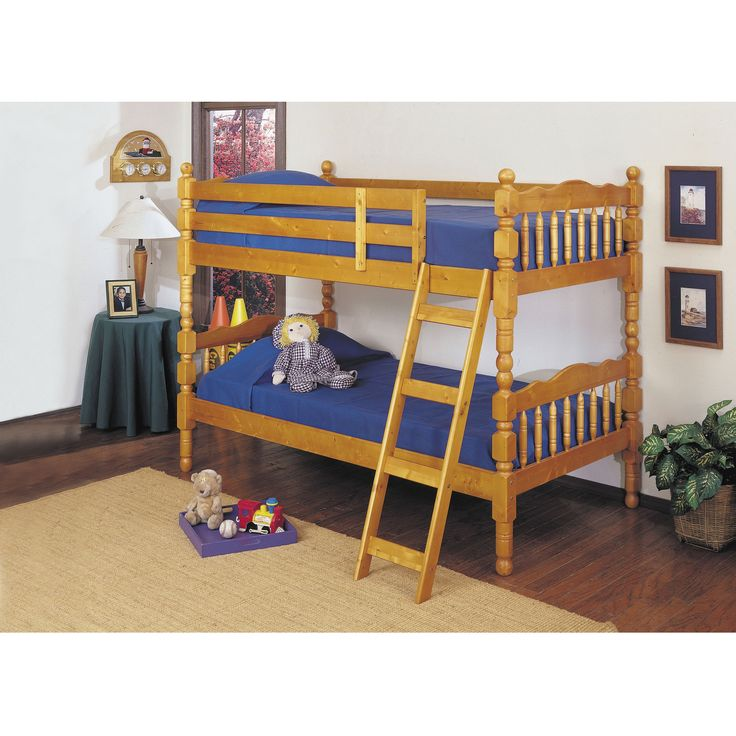 Better Home And Gardens Flynn Twin Bunk Bed