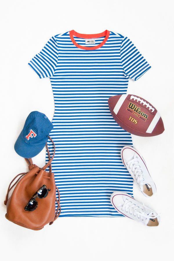Game Day Dresses: Jane Hudson Game Day Dress
