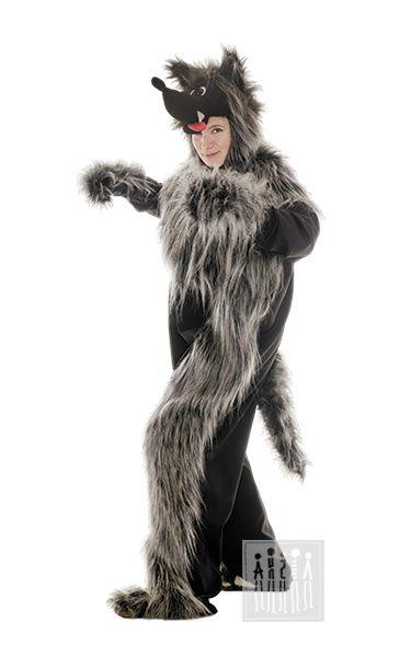 Карнавальный костюм Волк (модель 2) Купить карнавальный костюм Волка для…