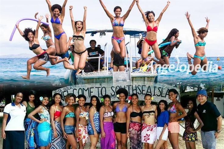 Miss World Fiji 2017 finalists visited South Sea Island for Tourism Excursion