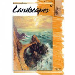 Leonardo Collection Desen Kitabı #17 Landscapes